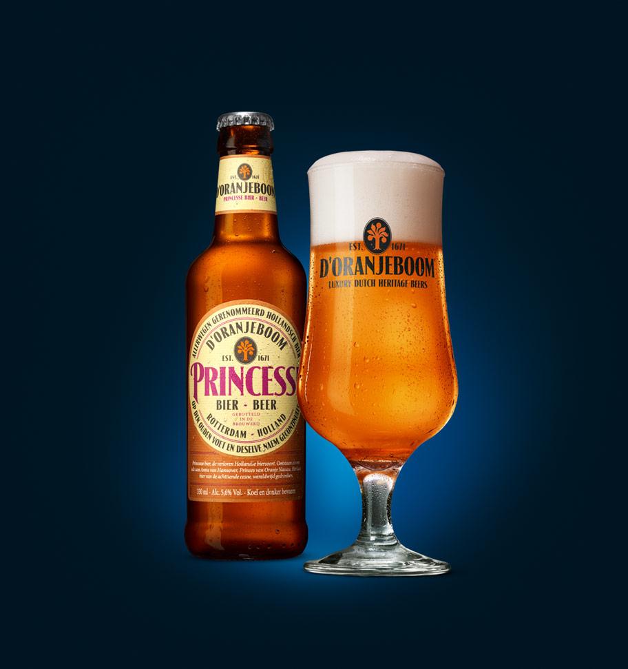 Oranjeboom 1671 Princesse ale bier, beer, bière, cerveza