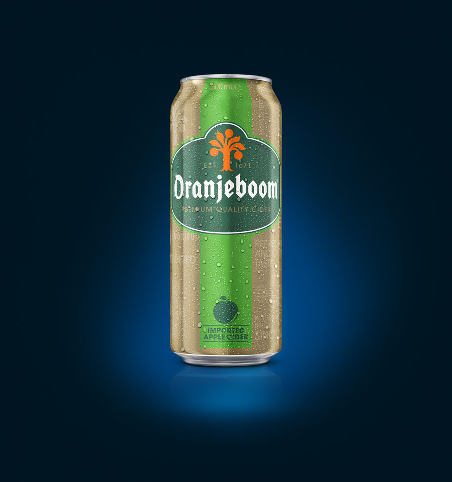 Oranjeboom 1671 Cider can 500 ml