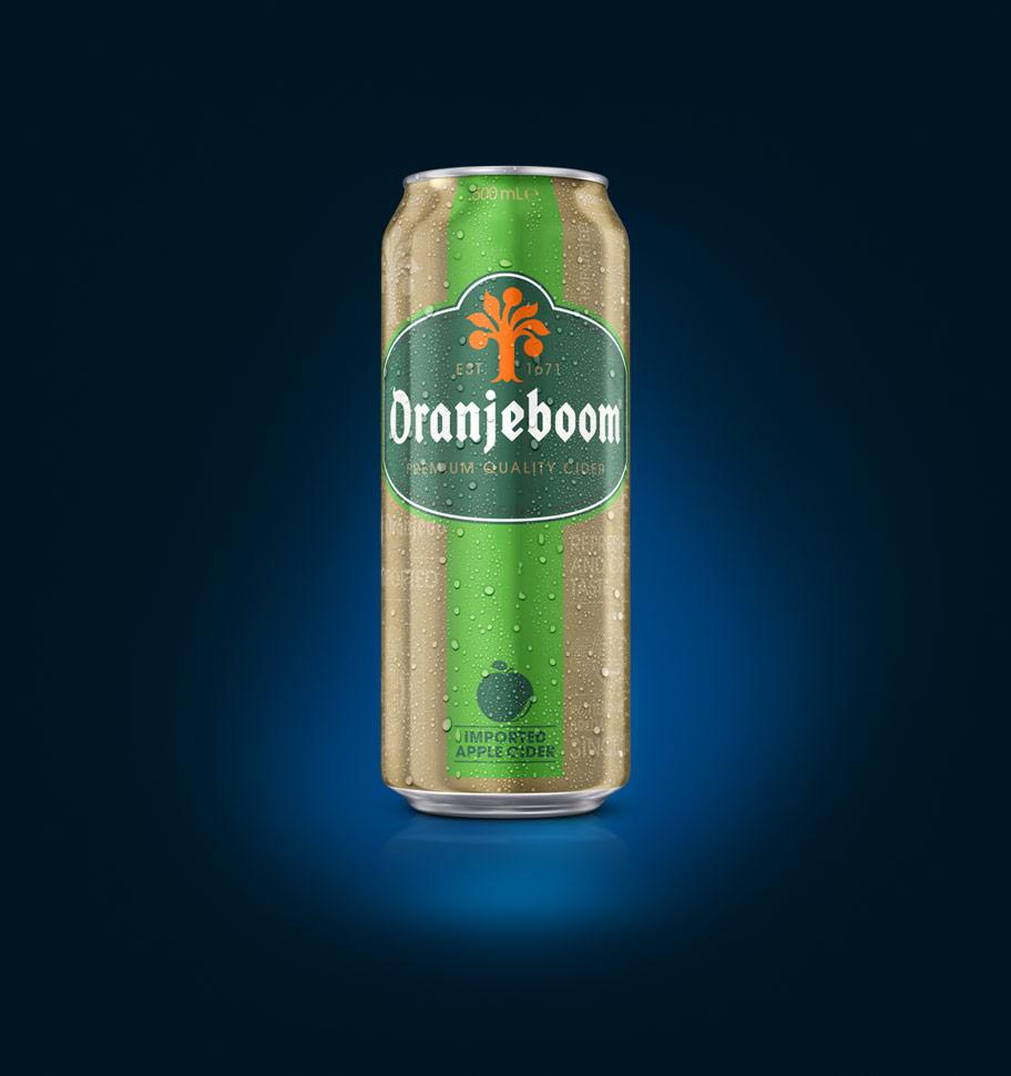 Oranjeboom 1671 Cider can 500 ml